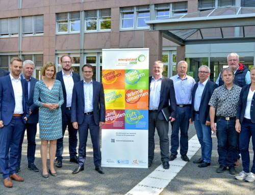 Staatssekretär für Energiepolitik besucht den Kreis Steinfurt