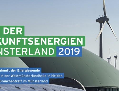 Tag der Zukunftsenergien Münsterland 2019
