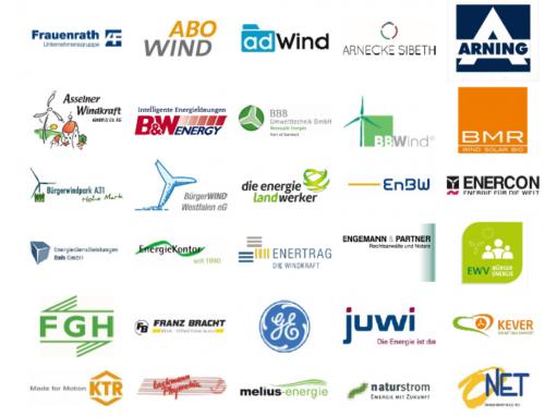 Gemeinsame Erklärung zur Windenergie in NRW