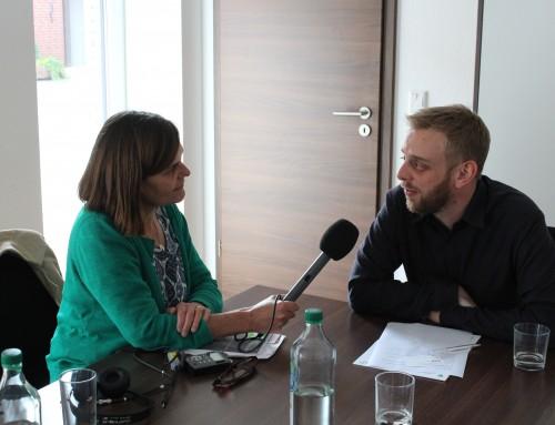 BBC News zu Besuch bei den Energielandwerkern