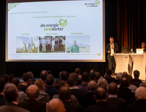 """""""Wo bleibt der Strom aus den Windenergieanlagen"""" – Infoveranstaltung der Bürgerwind Neuenkirchen"""